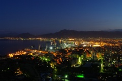Palermo by night