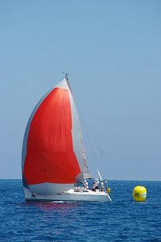 Partenza regata Palermo Montecarlo 2011