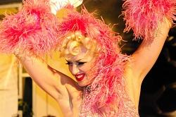 Burlesque 15.10.2011 - Cafè 442 Palermo - Kitten De Ville