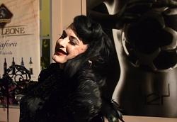 Burlesque 5.11.2011 Betsy Rose - Cafè 442 Palermo