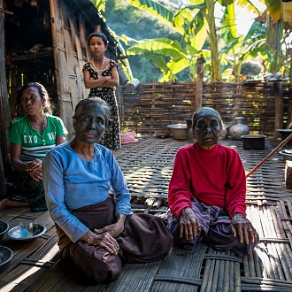 Chin State - Myanmar