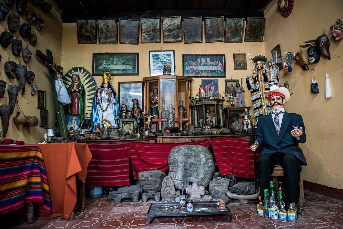 Mayan Rituals - Guatemala