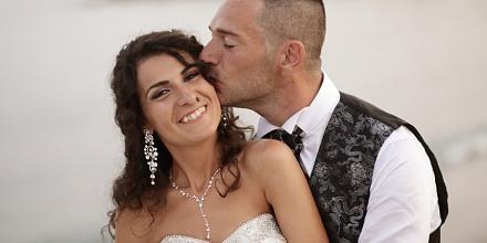 Manuela&Vincenzo, colori, fiori, fate e felicità.