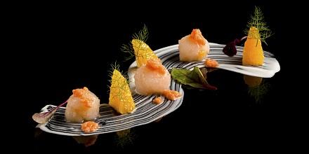 Il Gambero Rosso -  I piatti dello Chef Riccardo Sculli