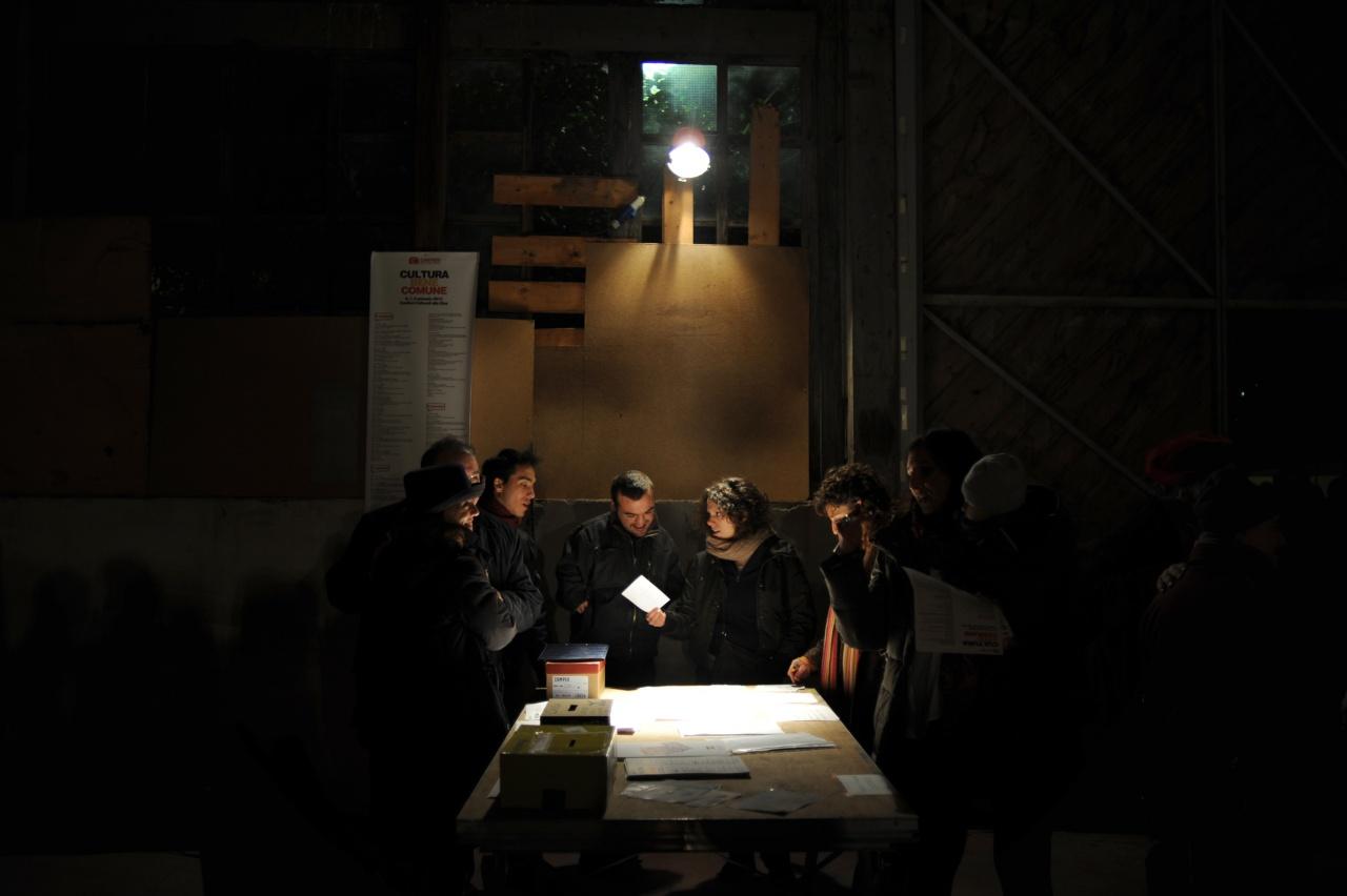 Cantieri Culturali alla Zisa - 6-8 gennaio 2012