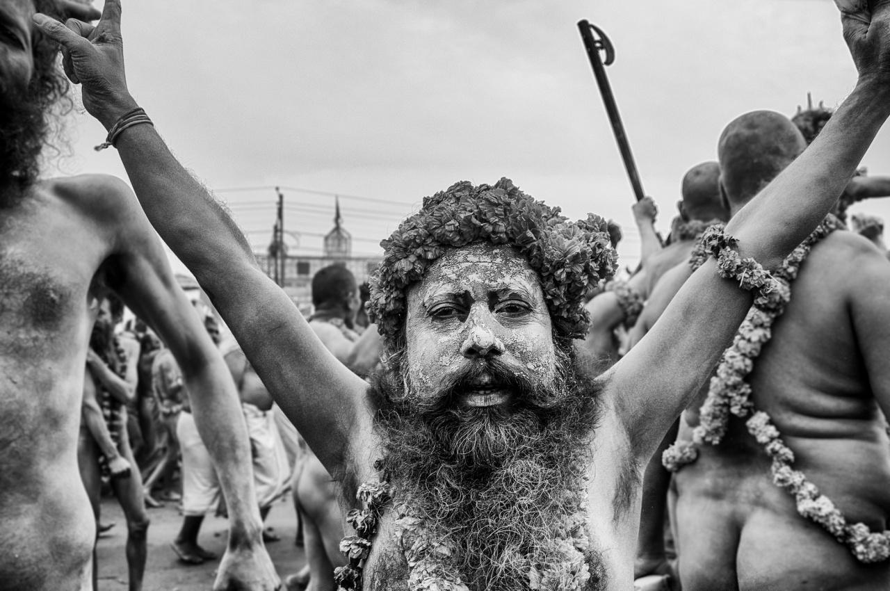 The Sacred Bath - India