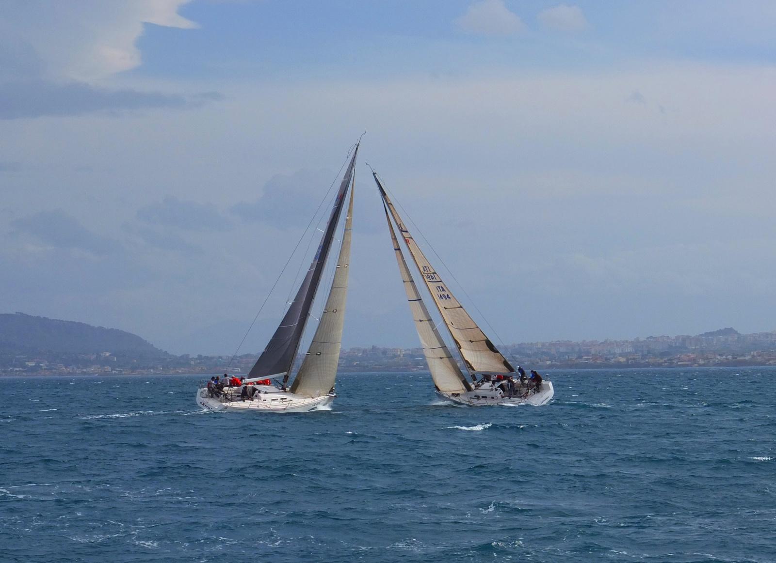 Regate nel golfo di Palermo